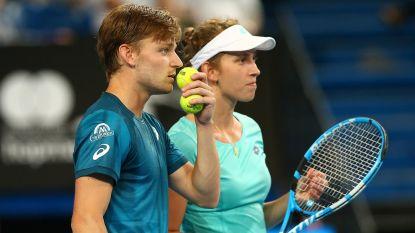 David Goffin en Elise Mertens zijn 21ste reekshoofd op Wimbledon