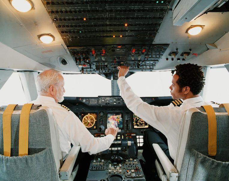 Beeld ter illustratie, piloten.