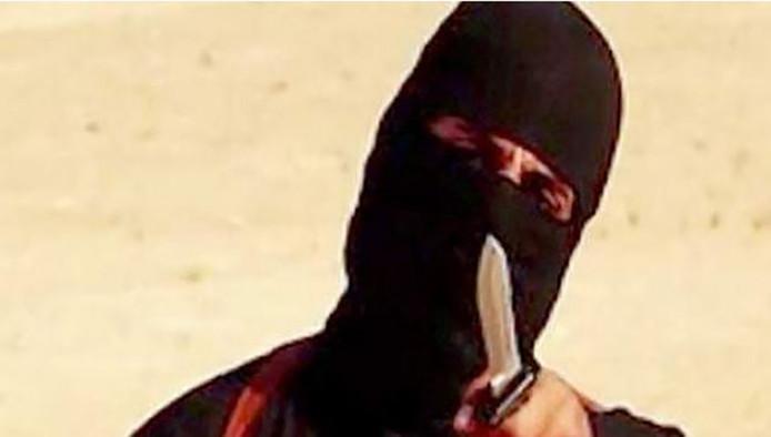 De Duitse journalist kon na maanden van onderhandelen via Skype de bescherming afdwingen van 'Jihadi John', de Brit die als beul opdook in executiefilmpjes van IS.