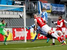 MVV laat thuis tegen Eindhoven kans op derde plek liggen