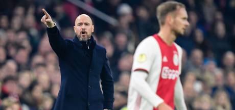 Ten Hag: We hebben alle voetbalprincipes van Ajax genegeerd