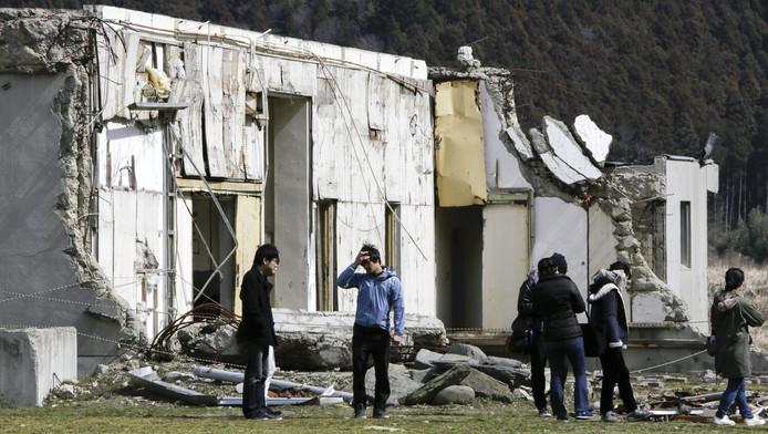 Ook in 2011 sloeg het noodlot toe in Japan met een zware aardbeving.