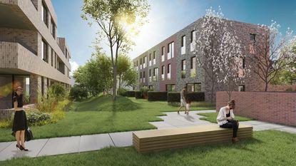 Woonproject Losschaert voorgesteld