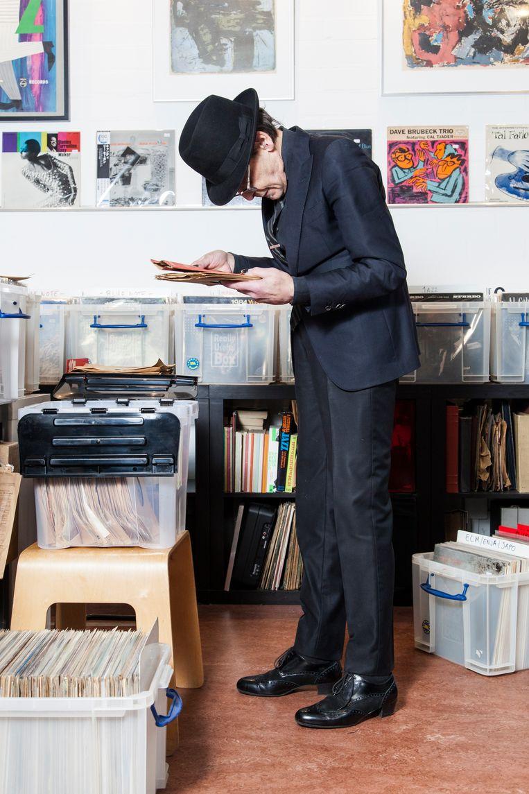 Jules in Vinylspot Beeld null