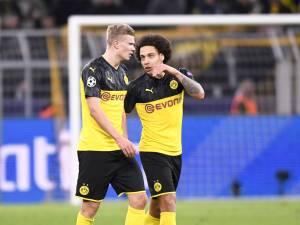 Axel Witsel de retour pour le choc contre le Bayern