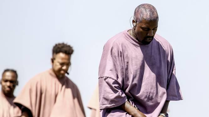"""""""Ik ben de nieuwe Mozes"""": carrière van Kanye West lijkt definitief begraven na reeks nieuwe tweets"""