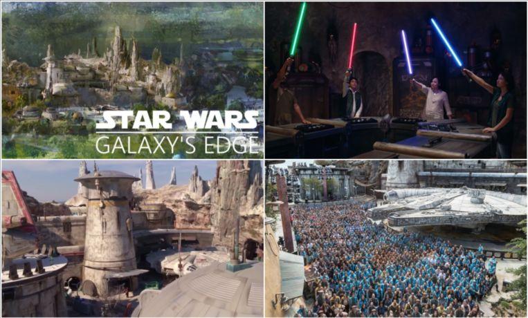Nieuw 'Star Wars'-park opent in Disney.