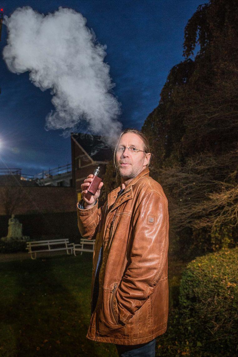 KU Leuven professor Frank Baeyens over vapen