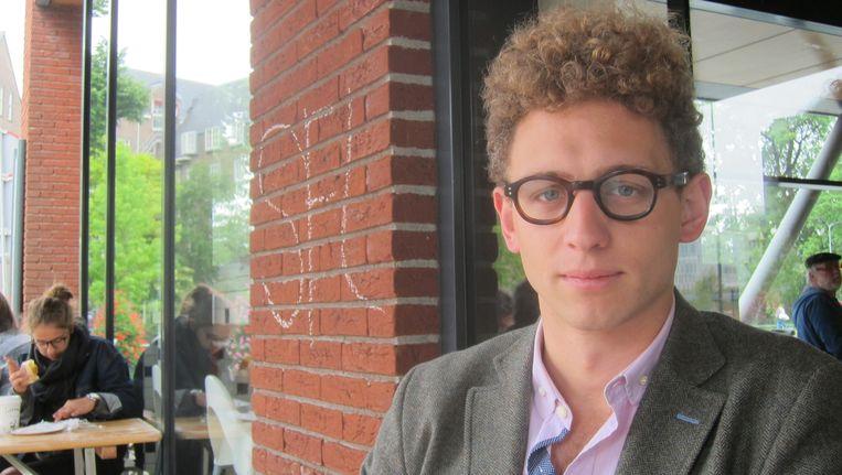 Geerten Waling: 'Nogal disruptief.' Beeld
