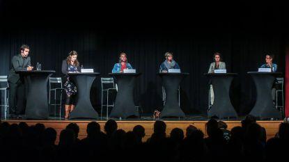 Vijf verkiesbare vrouwen debatteren over de Westhoek