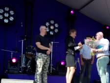 Luuk Wensink en Adri Eijkemans de eerste winnaars van Dromen-Doen-Heusden Award 2017
