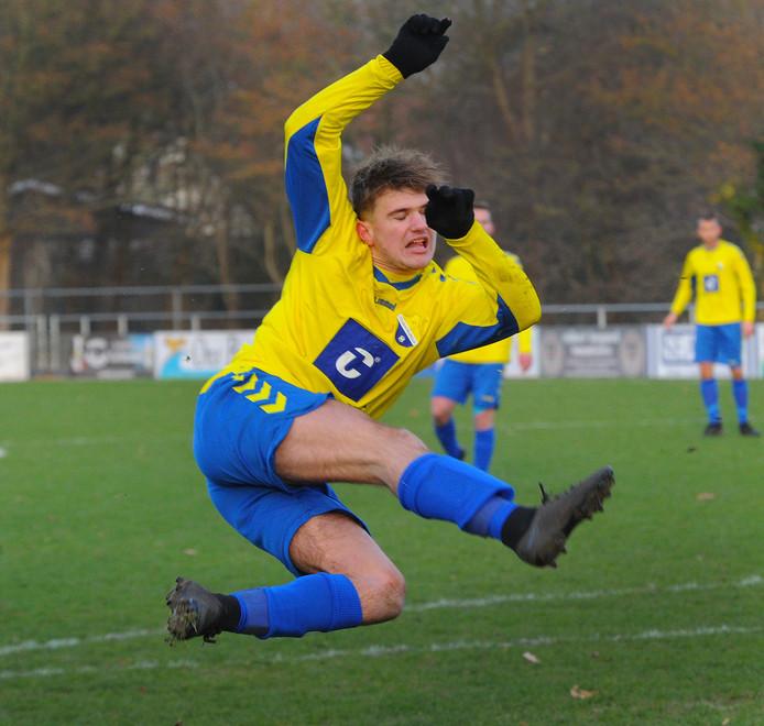 Oostkapelle komt volgend seizoen op voetbalgebied samen in actie met Domburg.
