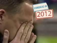 John van den Brom huilt om zijn zieke voetbalmaatje