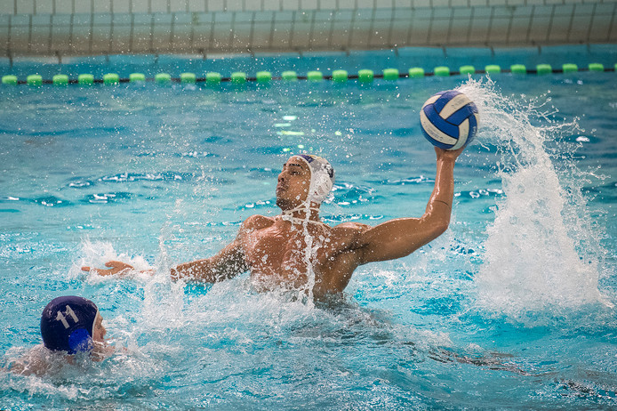 Aqua Novio wint met 10-7 van Livo. Archieffoto.