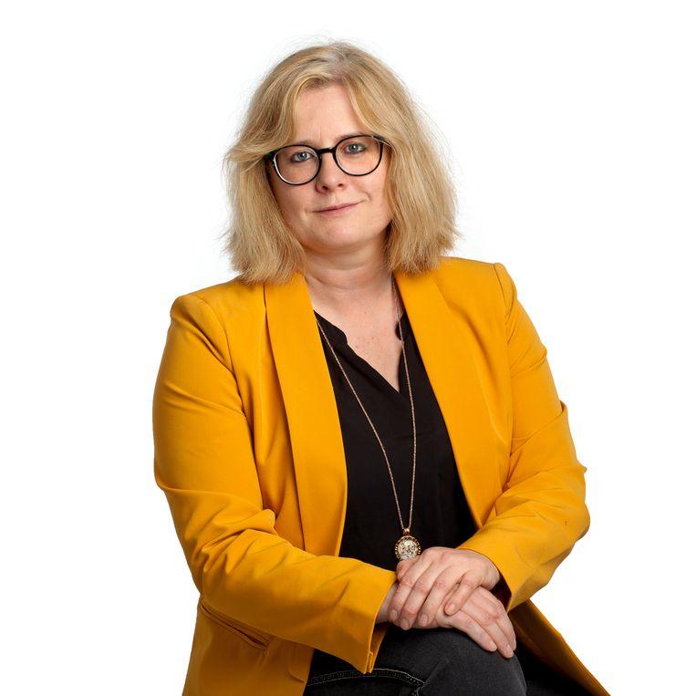 Docent fiscaal staatssteunrecht Anna Gunn: 'Het is heel belangrijk dat het kabinet transparant is over de voorwaarden aan staatssteun'. Beeld Danielle van der Spek