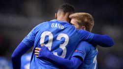 Genk schrijft geschiedenis in Europa League: nooit eerder trilden netten tweemaal in eerste vijf minuten
