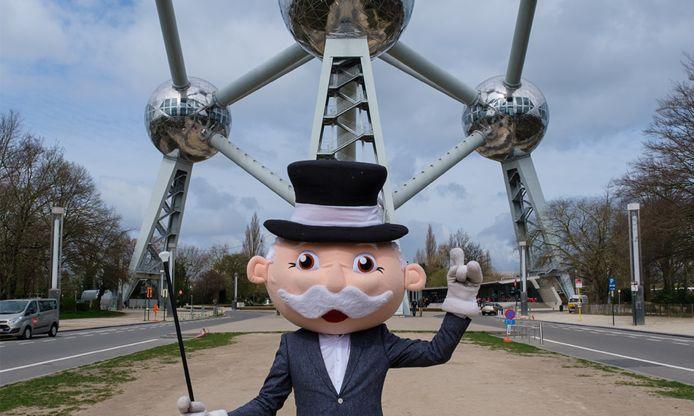 Monopoly Bruxelles