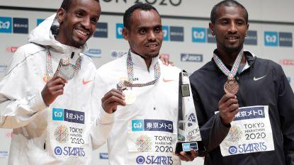 """Marathon van Abdi in Tokio doet dromen: """"Hij zal in de toekomst een stuk meer in zichzelf geloven"""""""