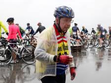 Recordopbrengst tijdens 'Ride for the Rain'