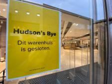 Hudson's Bay is nu ook in Tilburg Hudson's Bye