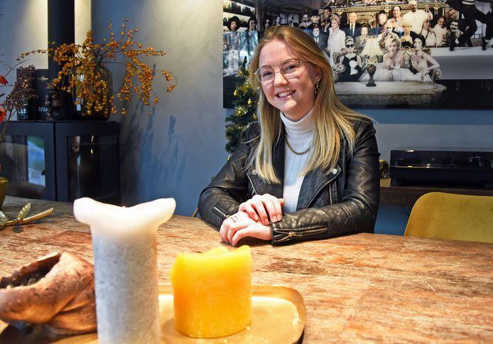 Charlotte Nuijten uit Hulst wil thuiswerkende ouders helpen.
