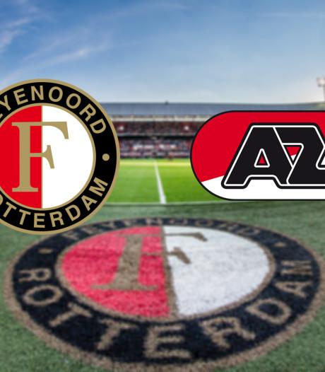 Strijd der subtoppers: pakt AZ laatste strohalm tegen Feyenoord?