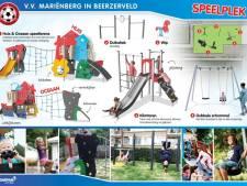Speeltuin verrijkt sportpark Beerzerveld