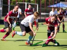 Hockeyers Union veilig na gelijkspel