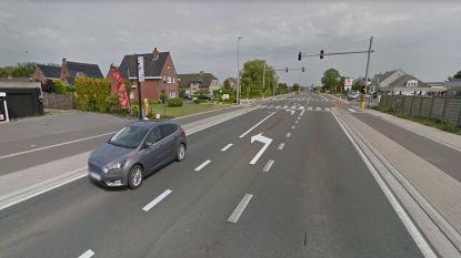 Twee weken werken aan N33 Oostendestraat ter hoogte van de lichten aan Hillestraat