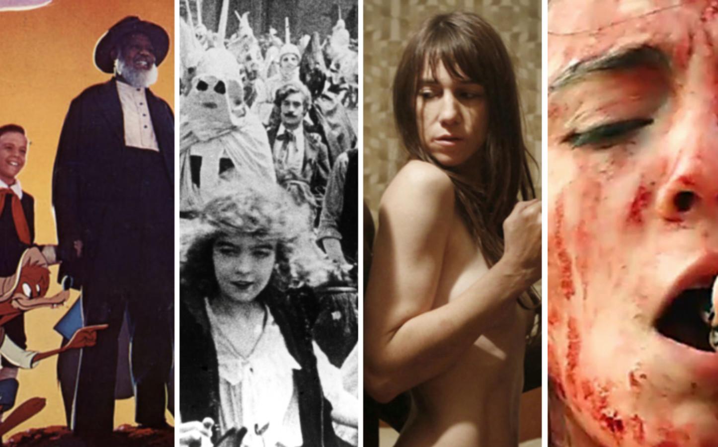 Deze films veroorzaakten enorme controverse.