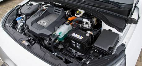 Zoek de verschillen: benzineauto en elektrische auto