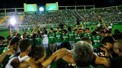 Nu sportieve nachtmerrie voor Chapecoense: exact drie jaar na fatale vliegtuigcrash degraderen Brazilianen naar tweede klasse