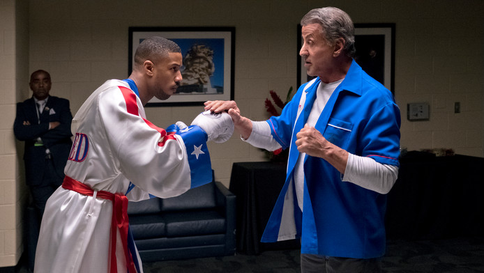 """Sylvester Stallone dans """"Creed II"""""""