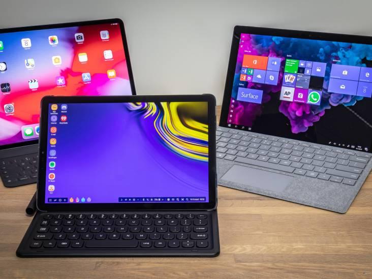 Drie krachtige en bekende tablets getest: welke is de beste koop?