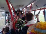 Extra bussen naar 't Krabbegat met Vastenavend