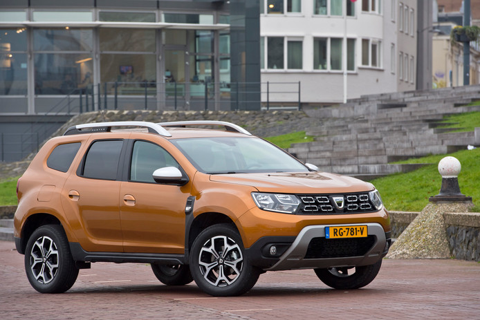 De Dacia Duster is volledig vernieuwd.