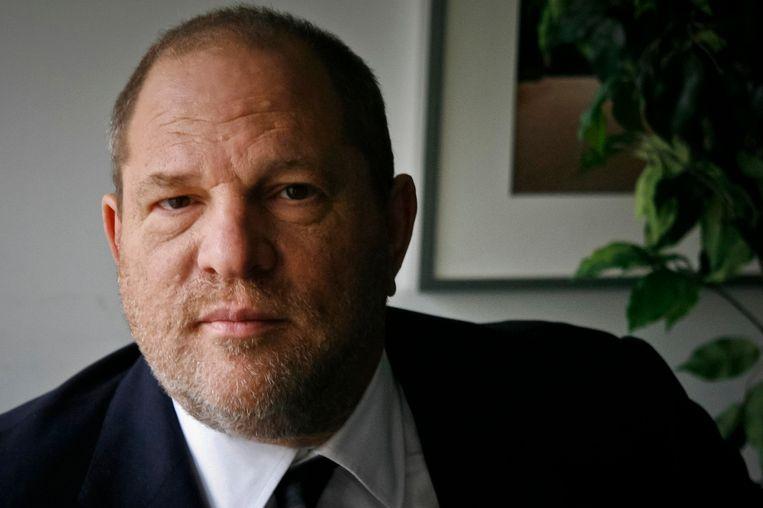 Harvey Weinstein Beeld ap