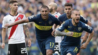 FT buitenland. Return finale Copa Libertadores níet in Argentinië - Vertonghen wedstrijdfit - Engelse vierdeklasser trekt legende Sol Campbell aan als coach