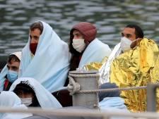 Franse kustwacht redt ruim 120 migranten op het Kanaal