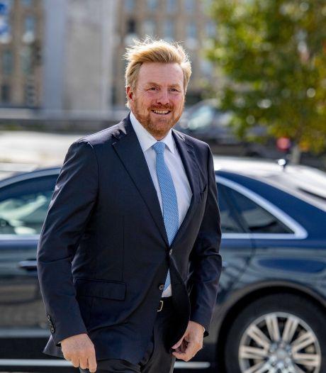 Koning niet naar Duitsland door aangescherpte reisregels