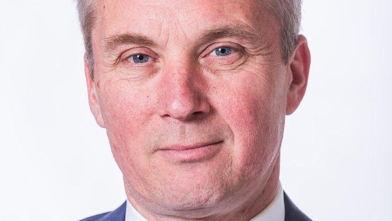 Eric van der Burg, VVD-wethouder Grondzaken Beeld Rink Hof