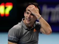 Thiem remporte un duel titanesque contre Djokovic et se hisse en demies