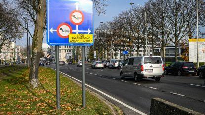 """Agentschap Wegen en Verkeer roert zich in discussie over signalisatie LEZ: """"Antwerpse LEZ is zéér grillig afgebakend"""""""