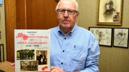 Michel Matthijs schrijft boek over Den Grooten Oorlog