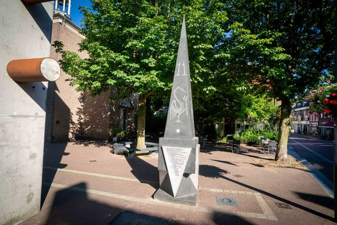 De Obelisk in Huissen.