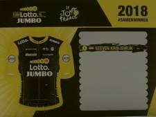 Minder geel voor Lotto-Jumbo in de Tour