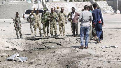 Zeker 22 doden door dubbele zelfmoordaanslag in Mogadishu