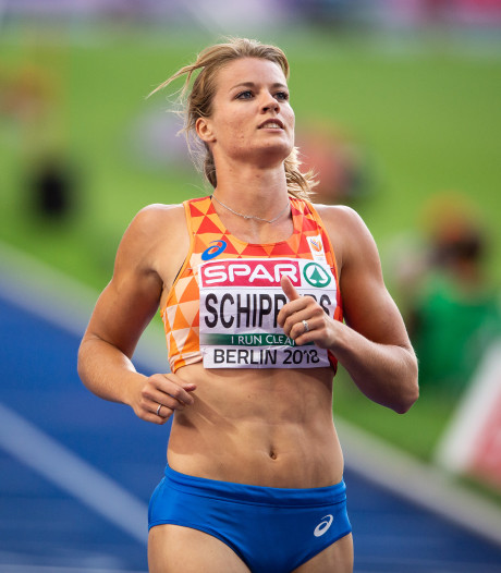 Schippers pakt brons op 200 meter in Birmingham
