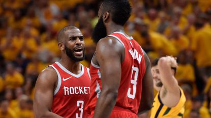 Houston en Golden State staan op een overwinning van de finale