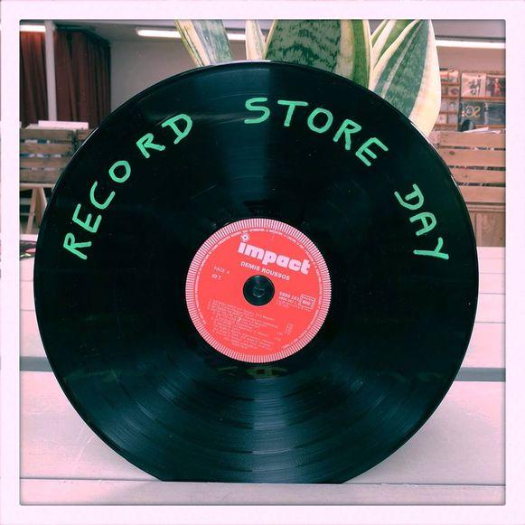Record Store Day is een jaarlijks feest voor alle lokale platenwinkels zoals Muzikaalst.